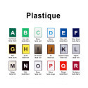 Plastique 60 x 30 cm - image 2